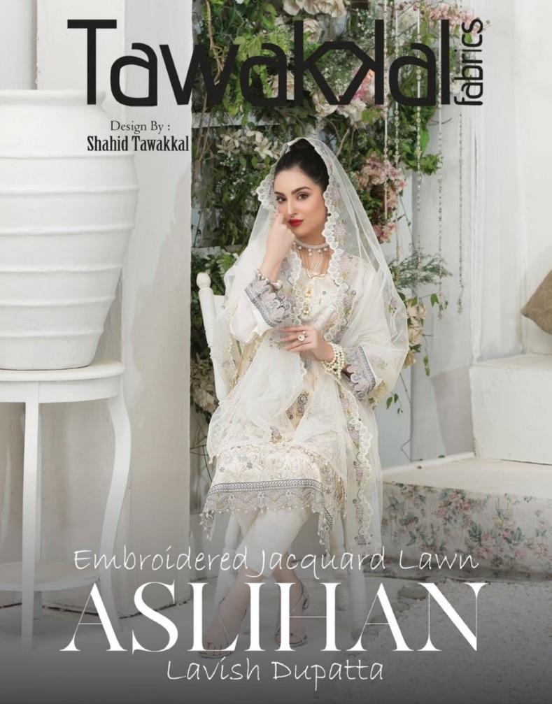 Aslihan By Tawakkal Fabrics