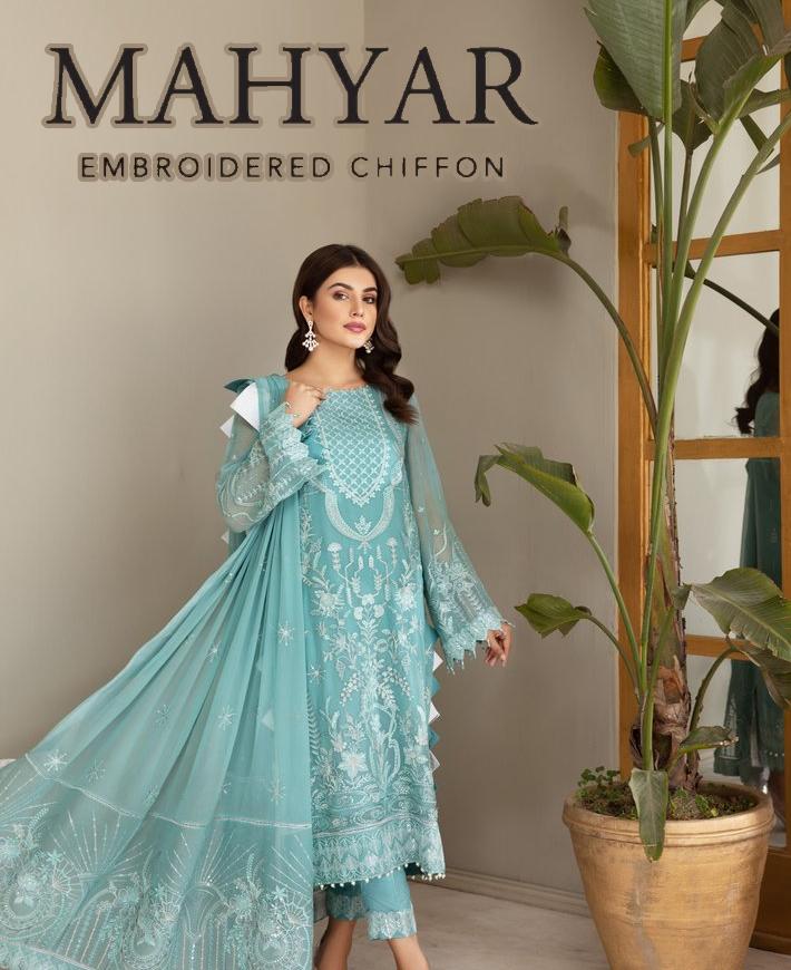 Alizeh Fashion Mahyar
