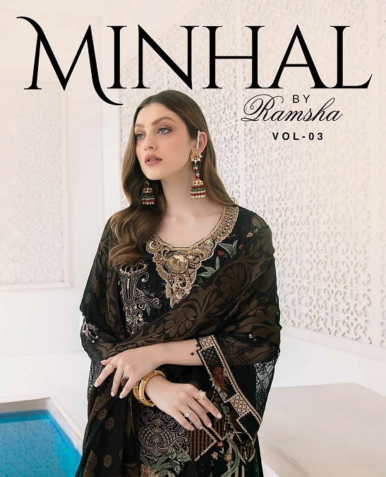 Ramsha Minhal Vol 3